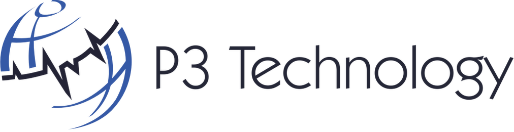 P3 Technology Logo